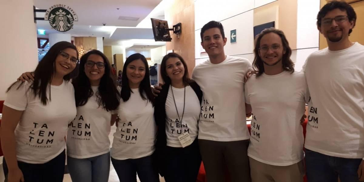 Estudiantes mexicanos se especializan en crisis de agua