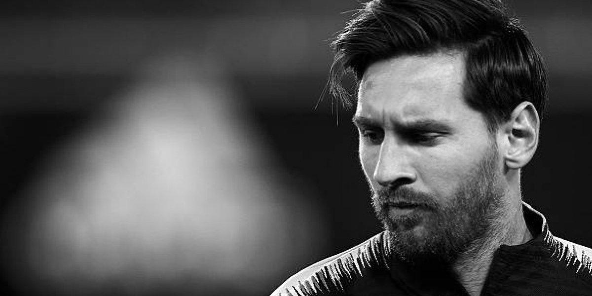 Miss Bum Bum envía mensaje de apoyo a Lionel Messi