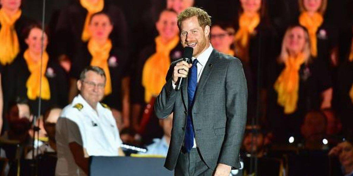Príncipe Harry revela preferencia para el sexo de su bebé