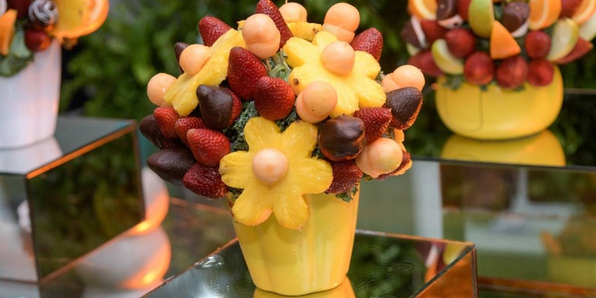 Decofruta: La belleza de las flores con sabor a fruta