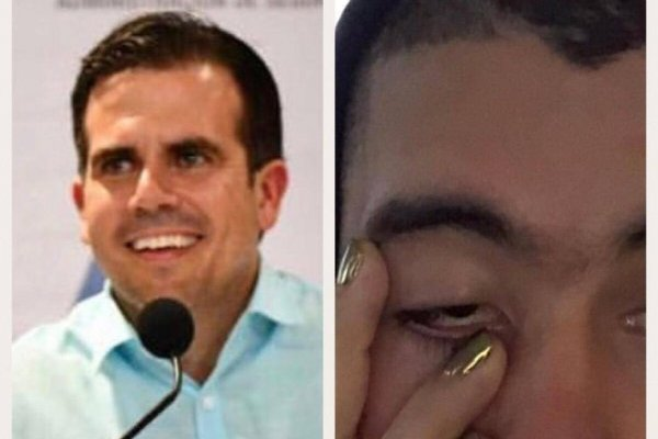 Bad Bunny/ Rosselló