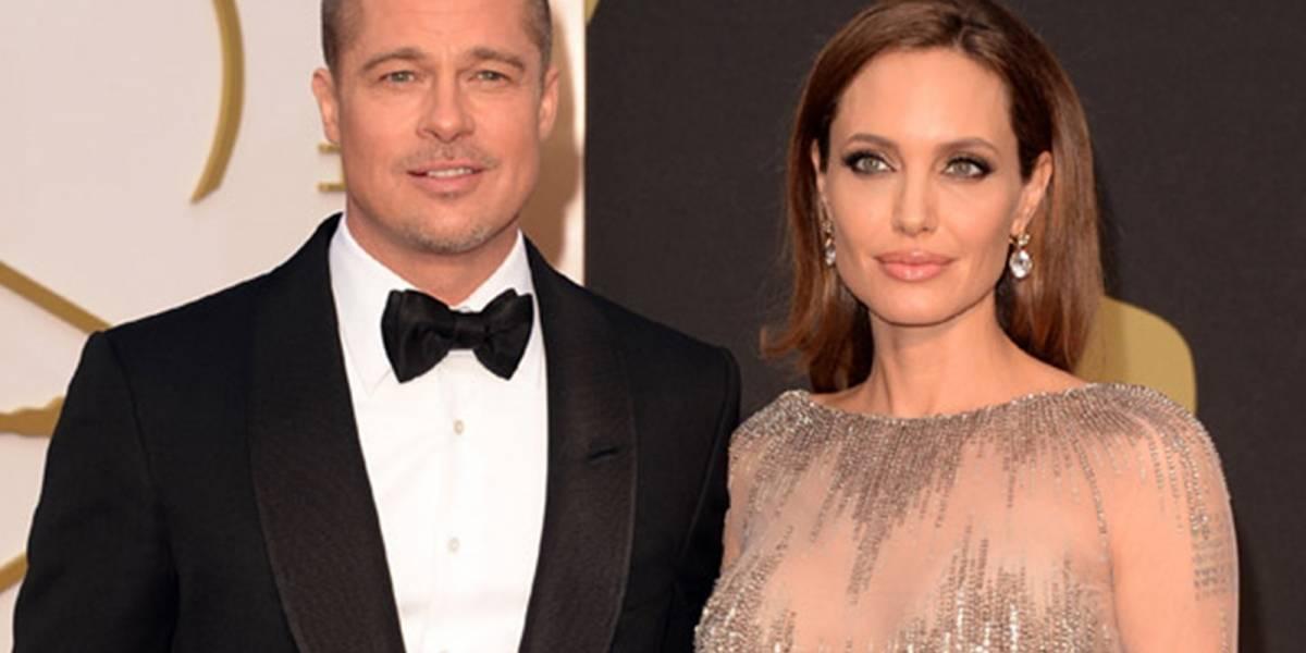¡Tensión! Angelina Jolie y Brad Pitt se enfrentan nuevamente por sus hijos