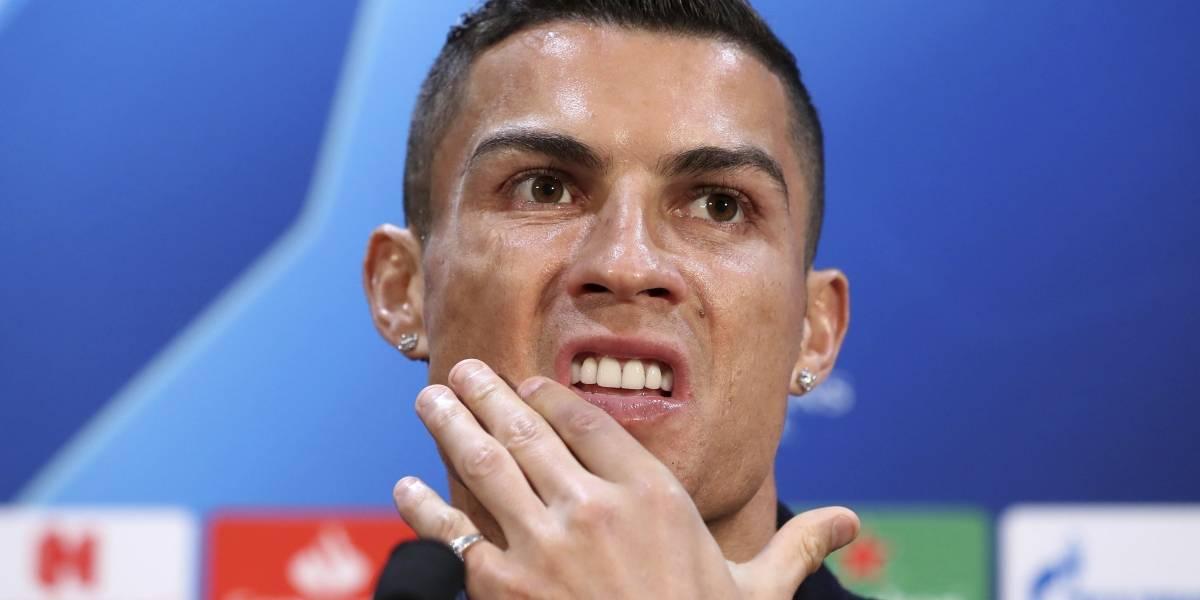 Cristiano Ronaldo se defiende de acusaciones de violación
