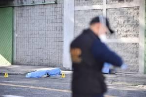 Asesinan a guardia de seguridad en colonia Carabanchel