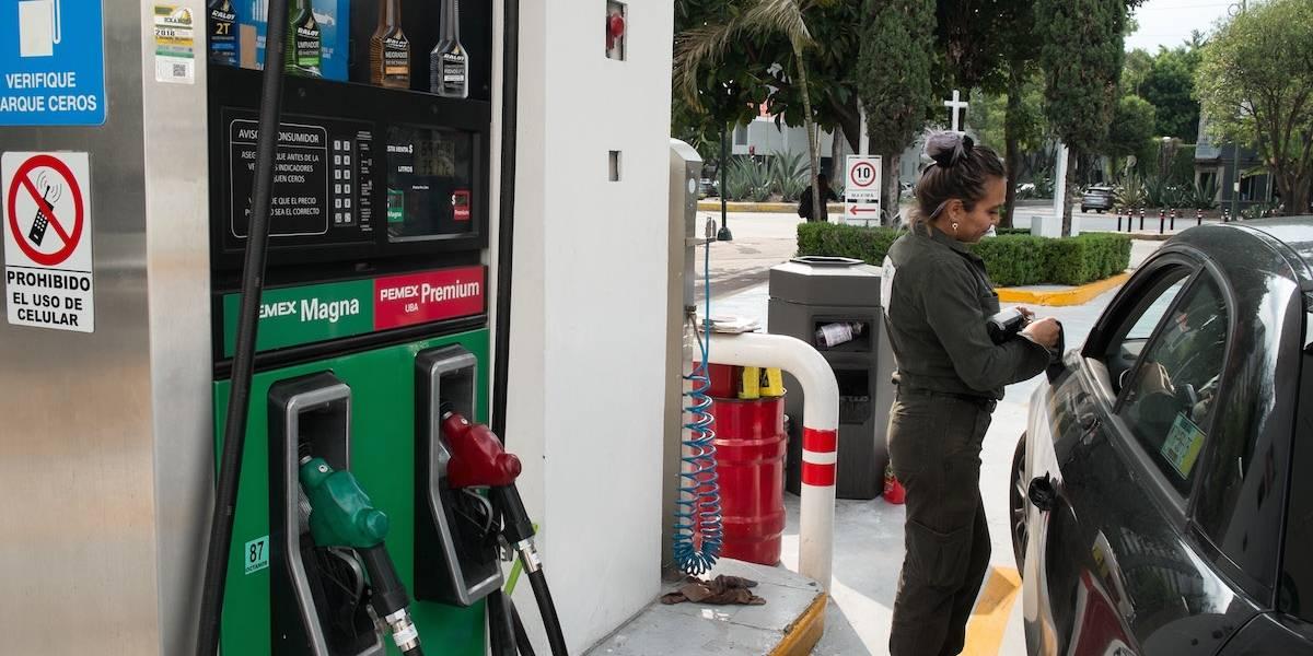 Abandono de Pemex, la causa de los altos precios en gasolinas