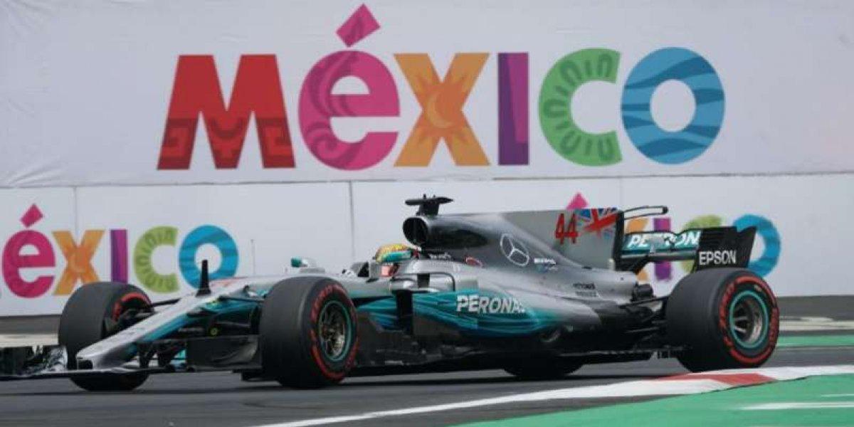 Boletos para el GP México 2018 se disparan hasta 300 mil pesos