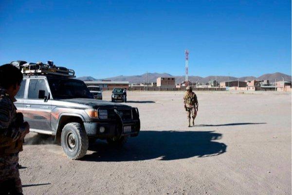 Bolivia ahora apunta a frontera con Chile por problemas de droga