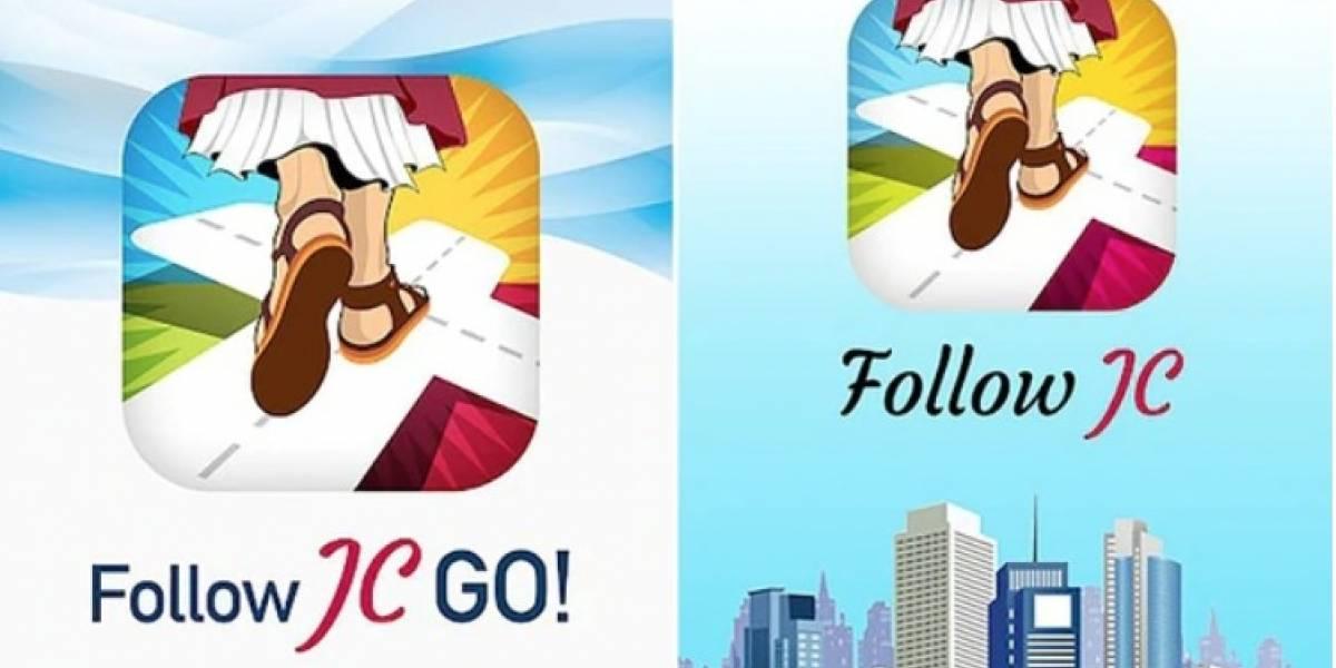 """""""Jesucristo Go"""": El Vaticano lanza versión católica del popular """"Pokémon Go"""""""
