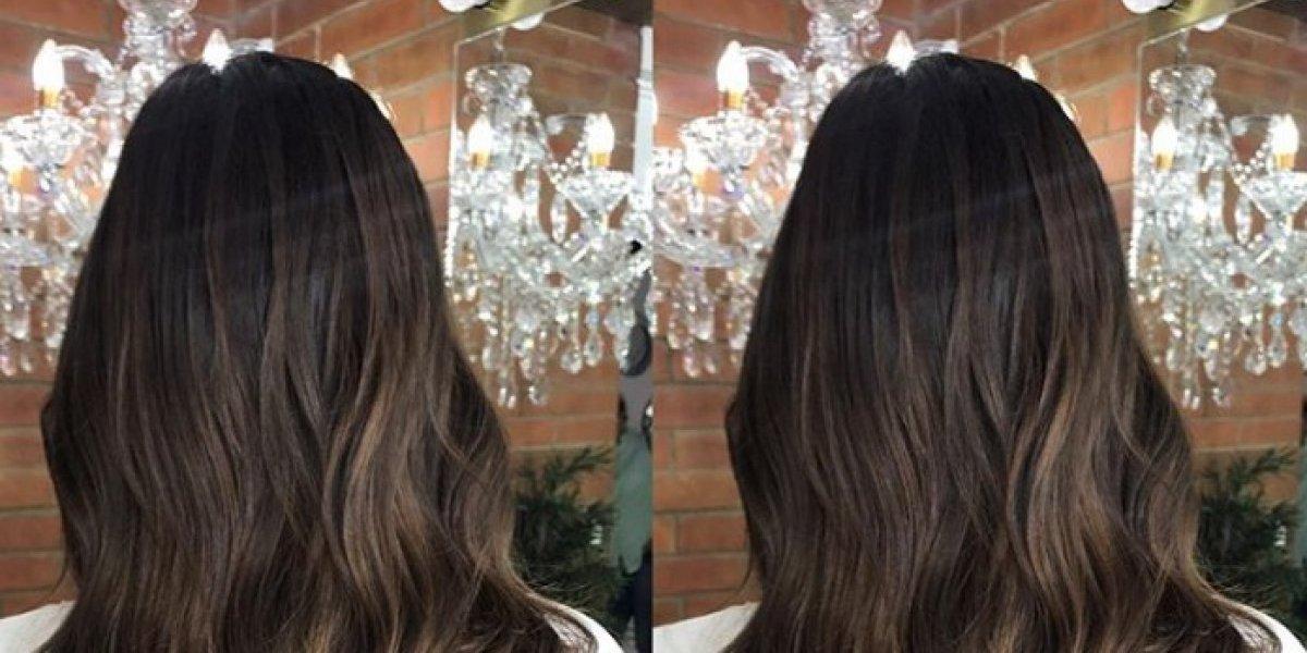 """Iluminando el cabello, sin que se note: así es la técnica del """"shatush"""""""
