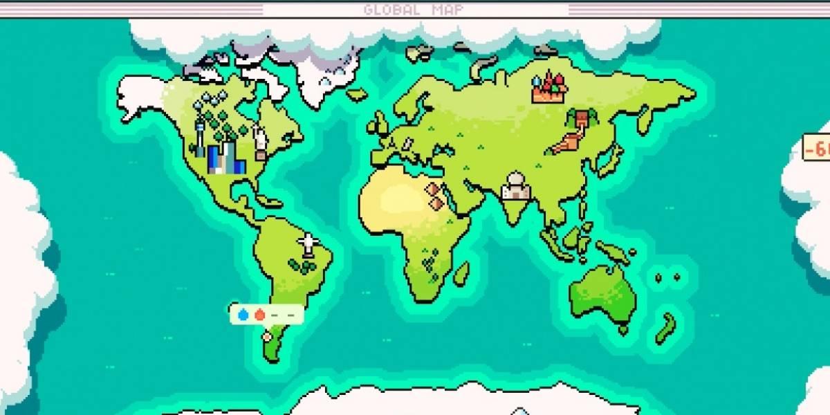 """Conoce a """"Stella Saves Us!"""", el videojuego chileno que busca visibilizar el cambio climático"""