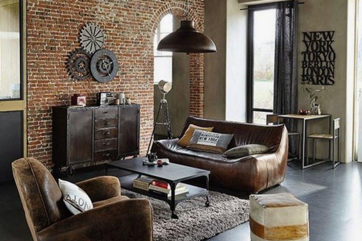 Qu es el estilo industrial la tendencia en decoraci n for Estilos de decoracion de interiores