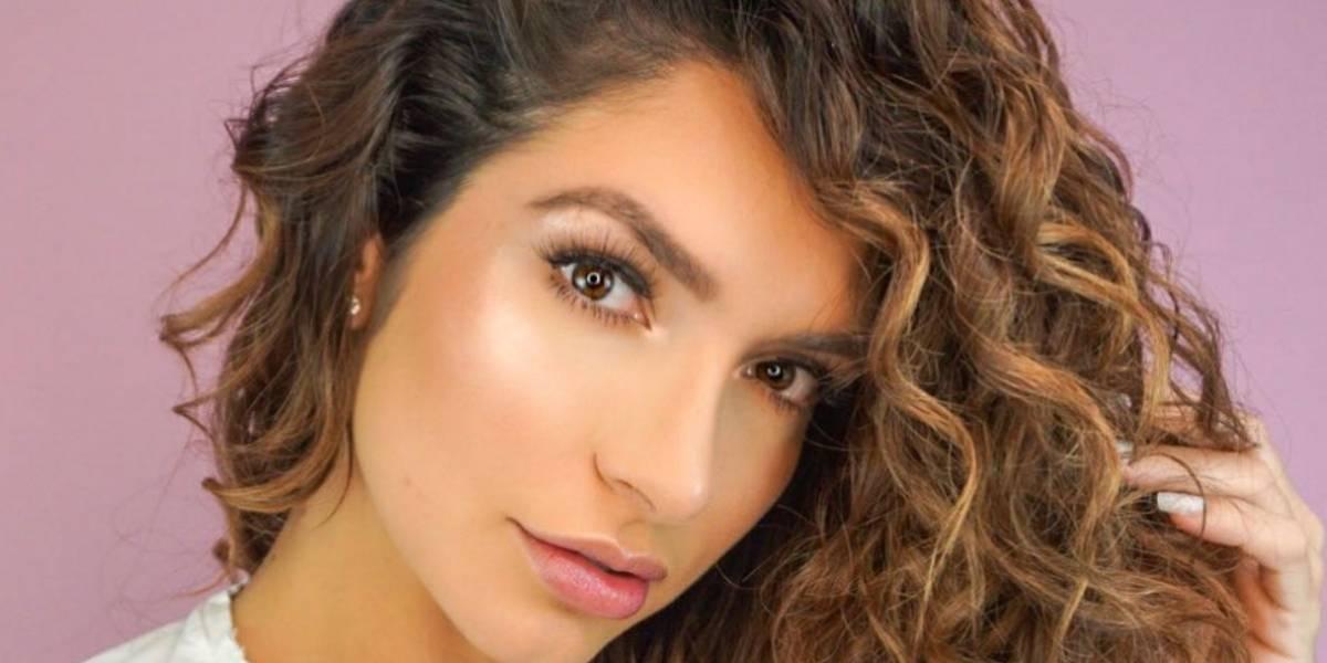 Las fuertes críticas al peinado de Kimberly Reyes en su boda
