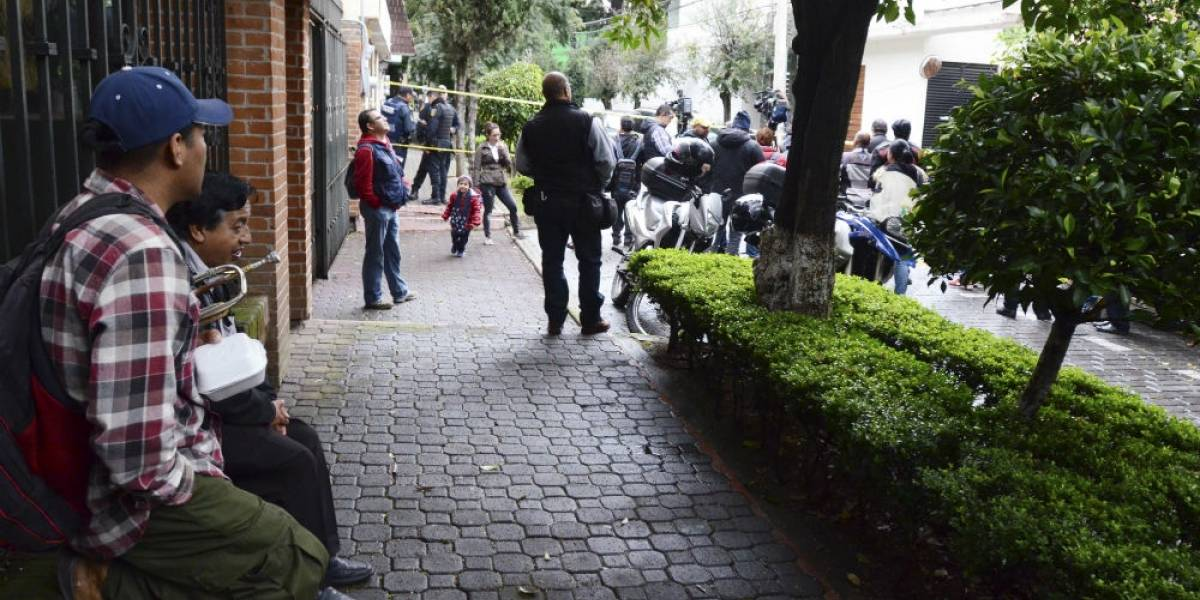 Identifican a presunto asesino de escolta de Norberto Rivera