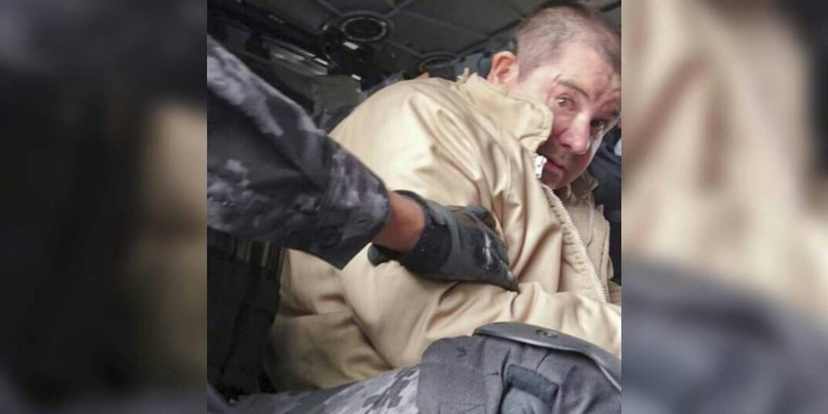 """Fiscales reducen número de cargos contra """"El Chapo"""" para agilizar el caso"""