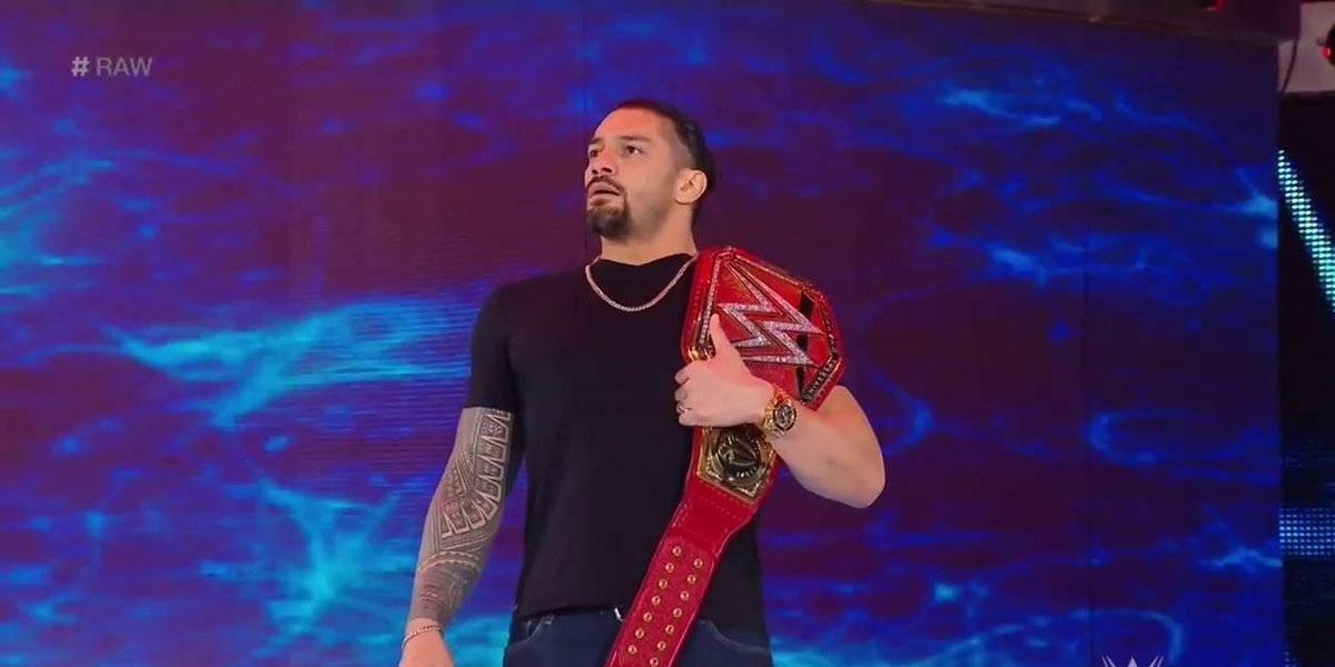 Roman Reigns se retira de la WWE para combatir a la leucemia