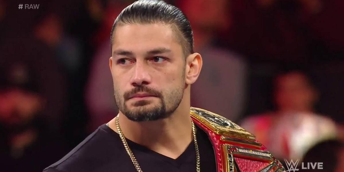 Impactante y terrible: Roman Reigns se retira de la WWE por grave enfermedad