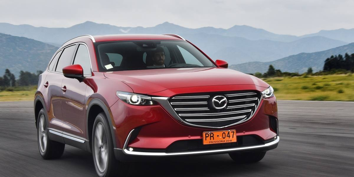 El Mazda CX-9 mejora su apuesta en el tope de línea