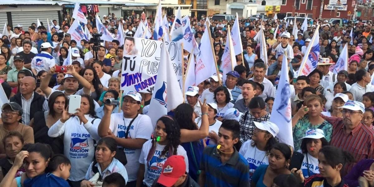 TSE apela amparo que evita cancelación a FCN-Nación