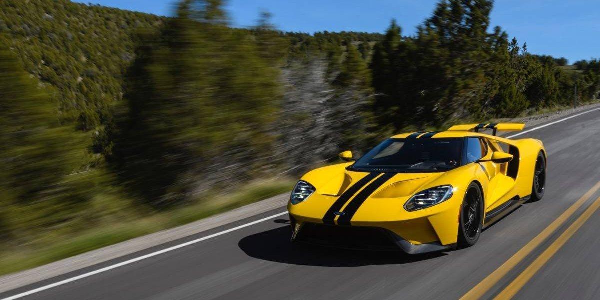 El Ford GT seguirá en producción por un par de años más