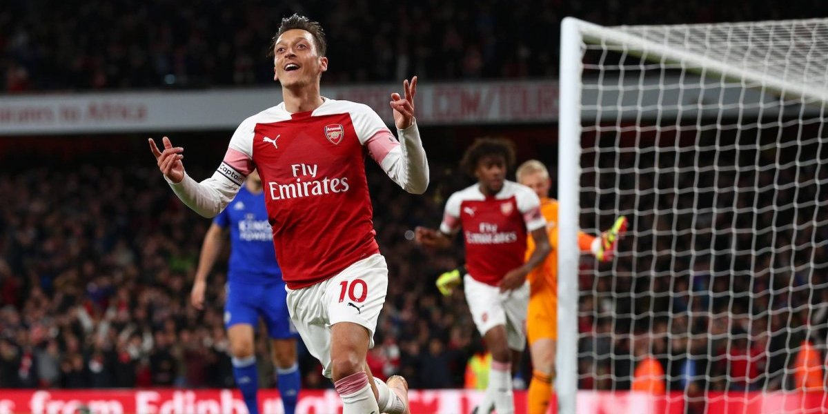 Arsenal remonta al Leicester City