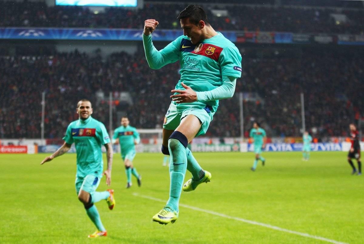 El gran partido ante Leverkusen ya parece un oasis / imagen: Getty Images