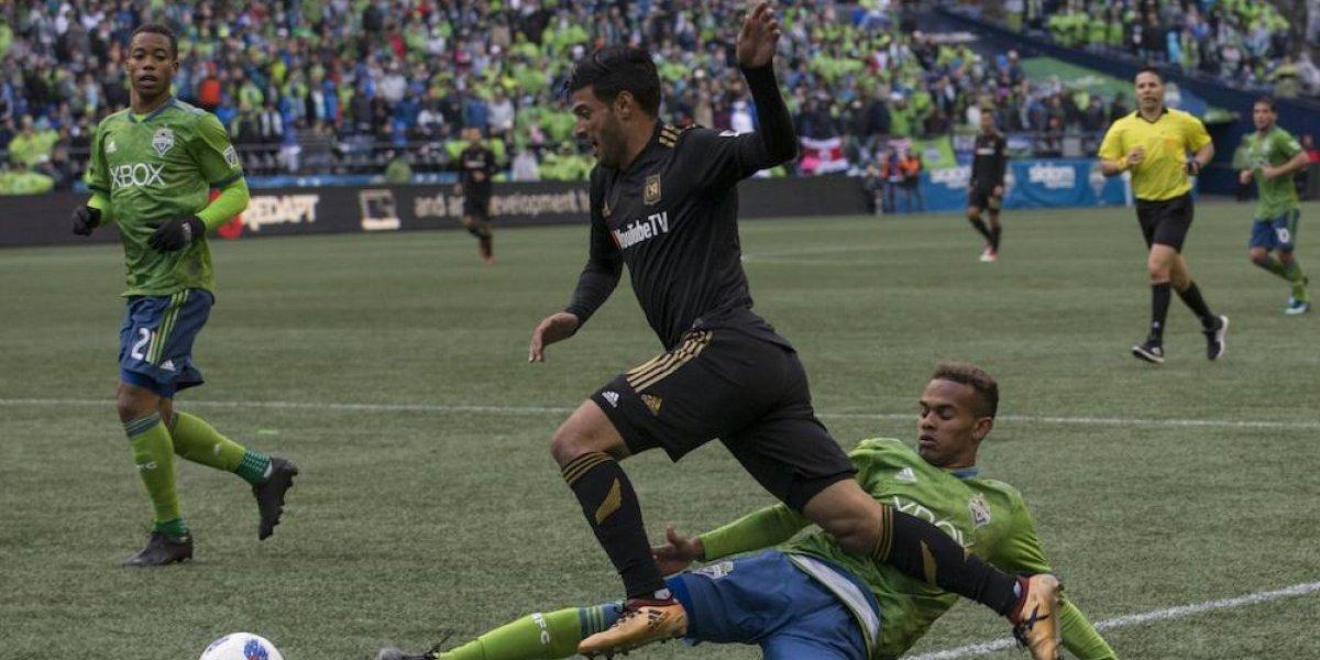 Jersey de Carlos Vela es el segundo más vendido en la MLS