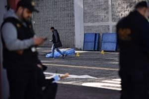 Asesinan a guardia de seguridad