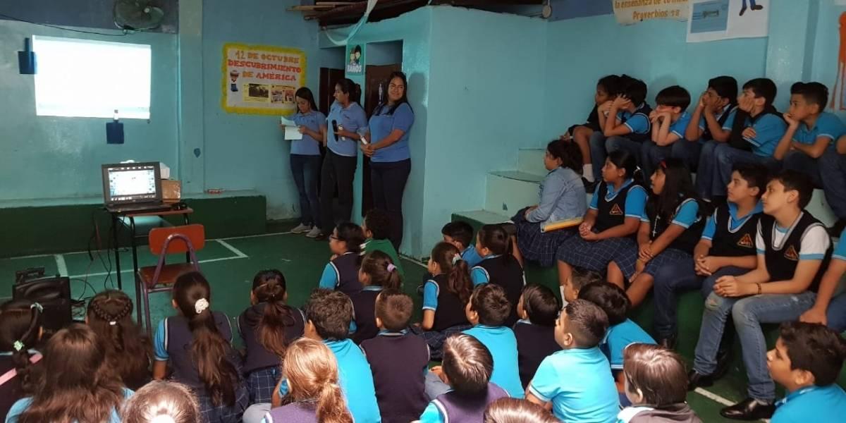 Guayaquil: Emapag Ep presenta su campaña 'Guardianes del Agua'