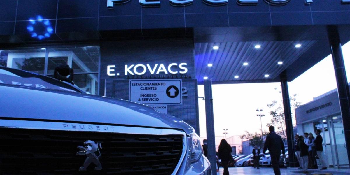 Kovacs inaugura sucursal en Vitacura