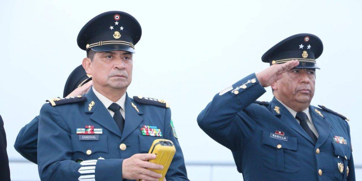 AMLO invita al General Luis C. Sandoval para ser secretario de Defensa