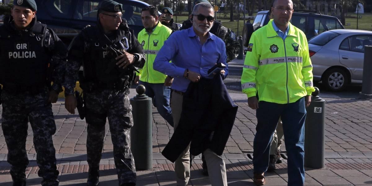 Ecuador asegura que asilo no es aplicable para Fernando Alvarado