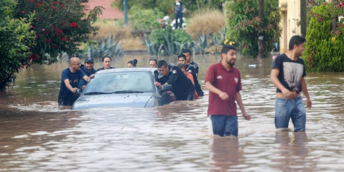 FOTOS: Willa deja inundaciones críticas en Morelia
