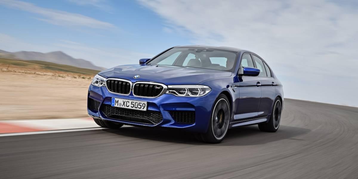 La sexta generación del BMW M5 llega más deportivo que nunca