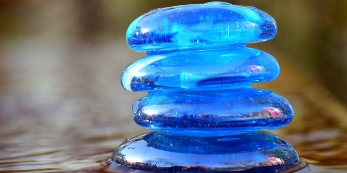 Como limpar e energizar pedras e cristais