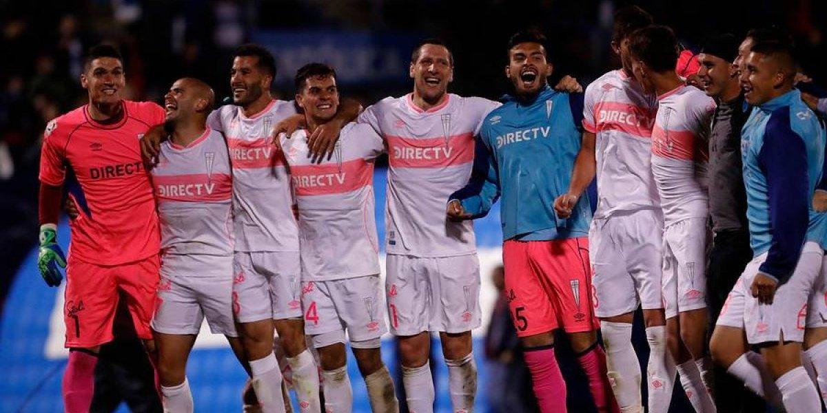 La UC de Beñat puede ser campeón del fútbol chileno con dos fechas de anticipación