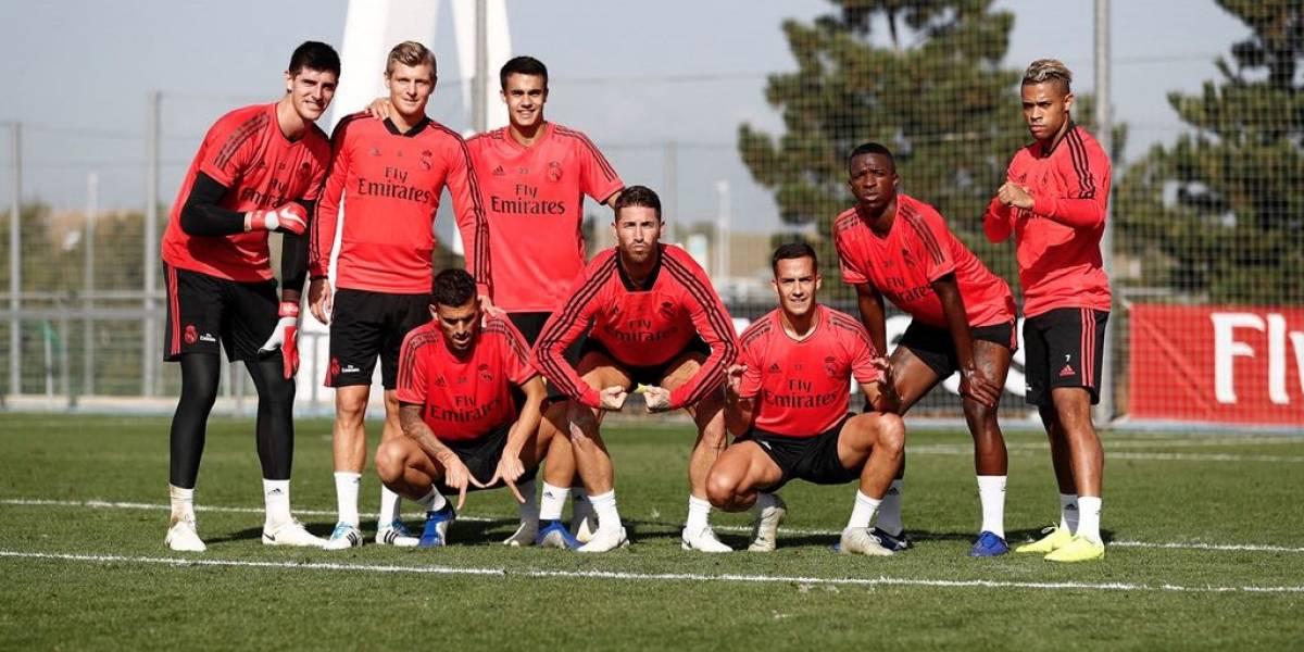 Real Madrid es un caos: Sergio Ramos agarró a pelotazos a un juvenil en el entrenamiento