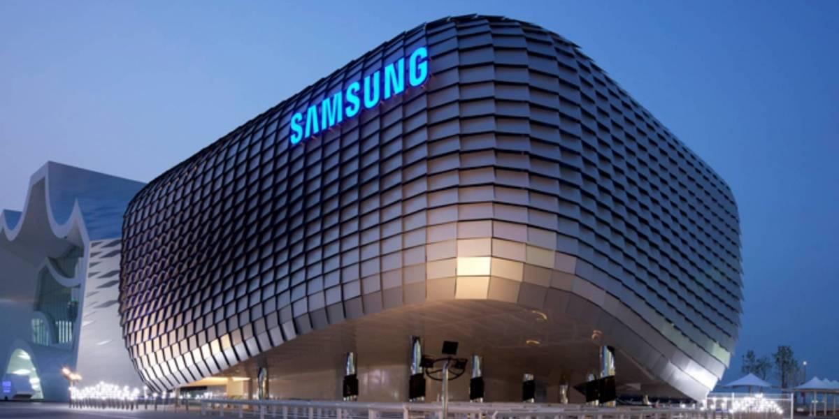Así se vería el celular plegable de Samsung que se va a lanzar en 2019