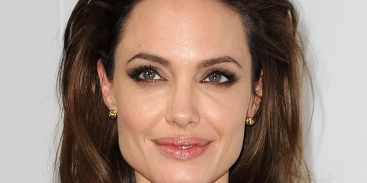 Angelina Jolie se sometió a un increíble cambio de look y sorprendió a sus fans