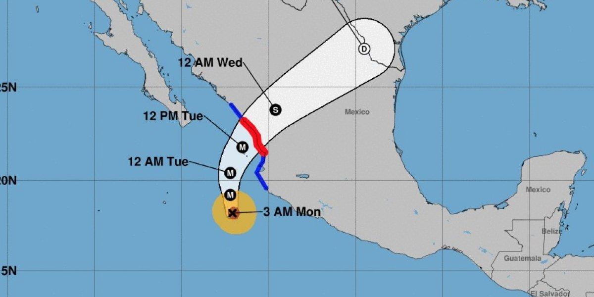 México confirma paso del huracán Willa no dejó víctimas fatales