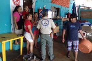 Definen zonas que serán evacuadas en Jalisco por cercanía de Willa
