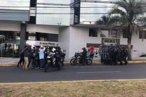 Quito: Video de tiroteo en avenida Coruña se trata de un simulacro