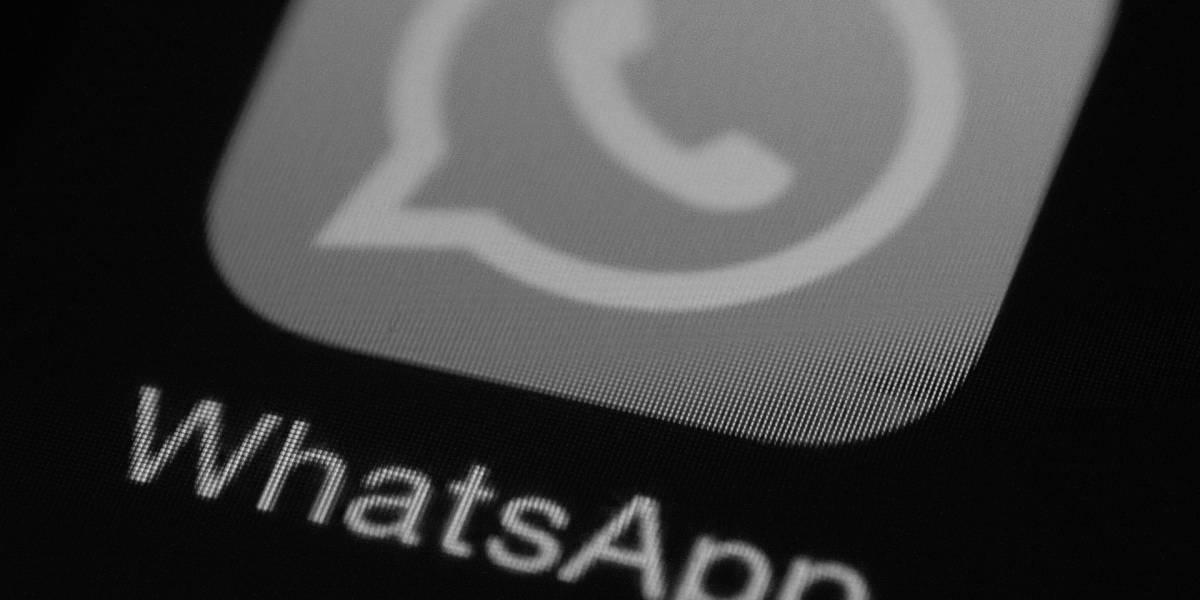 Estas son las primeras imágenes del 'modo oscuro' de WhatsApp