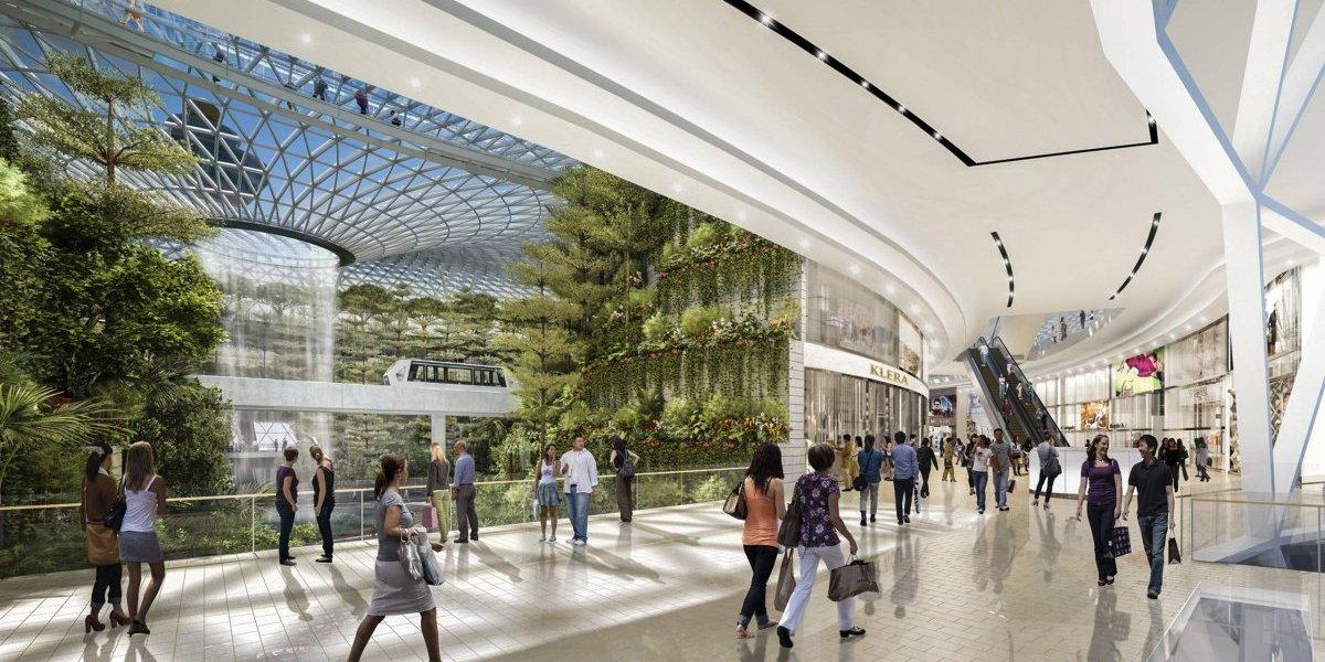 Los aeropuertos del futuro: 5 terminales en construcción que asombran al mundo