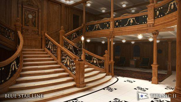 Titanic II zarpará en 2022