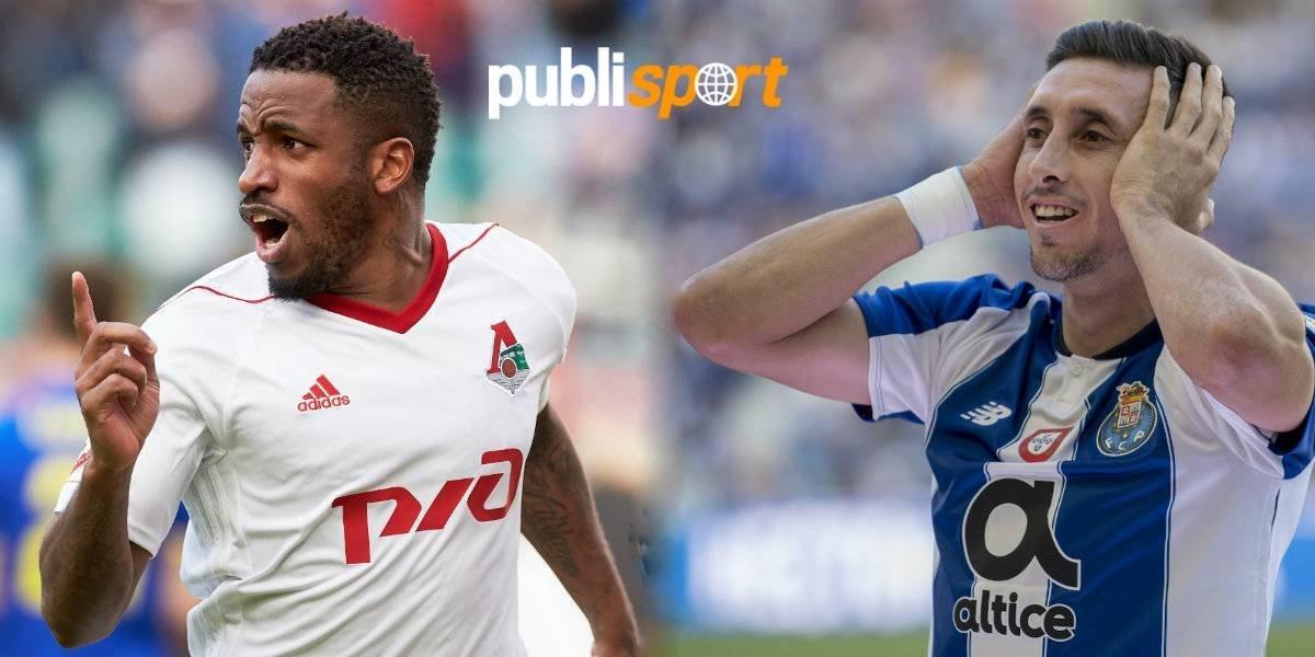 Lokomotiv vs Porto, ¿dónde y a qué hora ver partido?