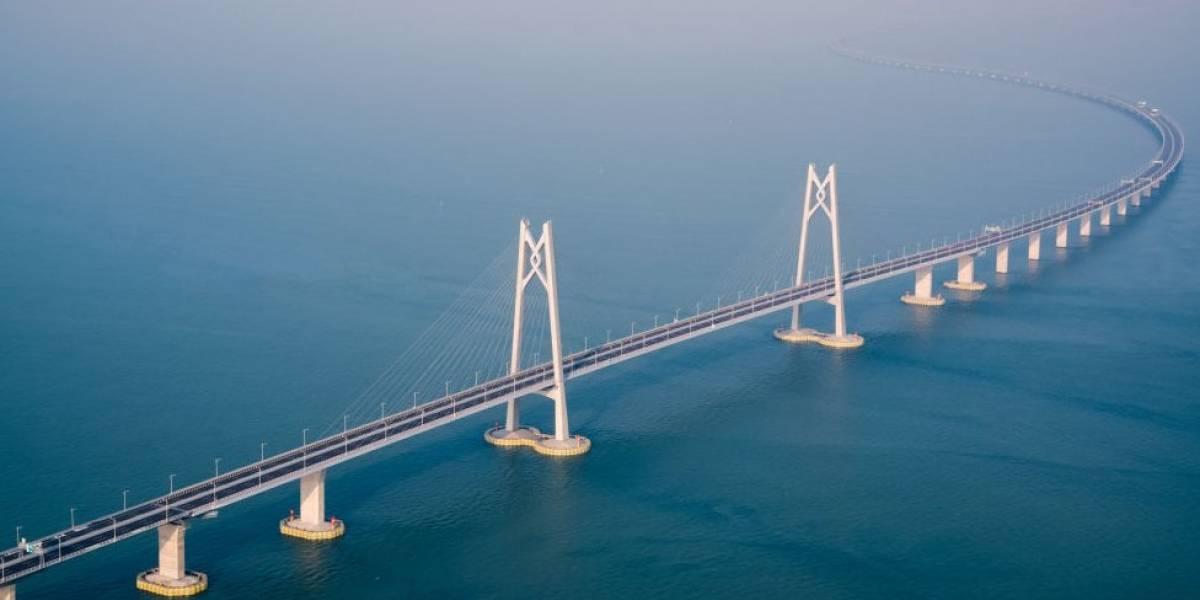 Os números que revelam grandiosidade da maior ponte do mundo, inaugurada na China