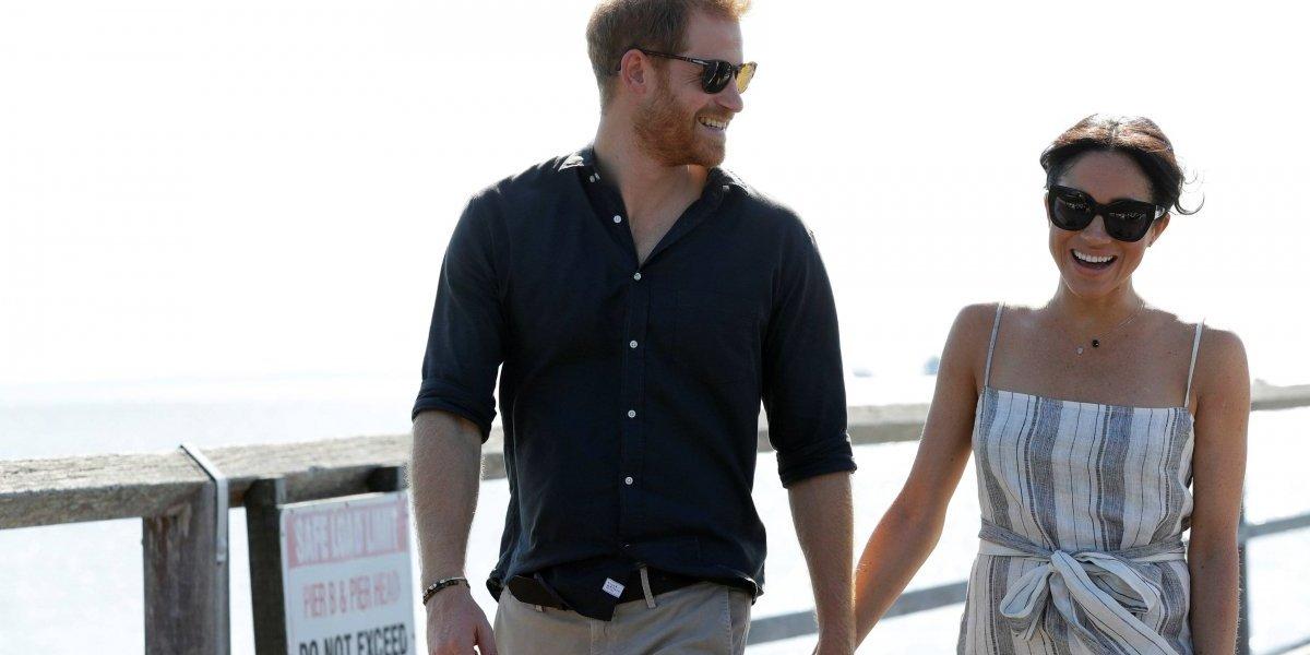Príncipe Harry admite que espera que Meghan Markle tenha uma menina