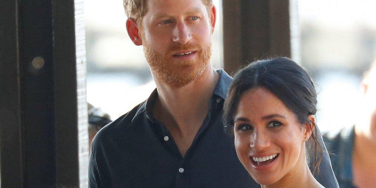 Meghan Markle e Harry já planejam a criação dos filhos e não prometem seguir os protocolos convencionais