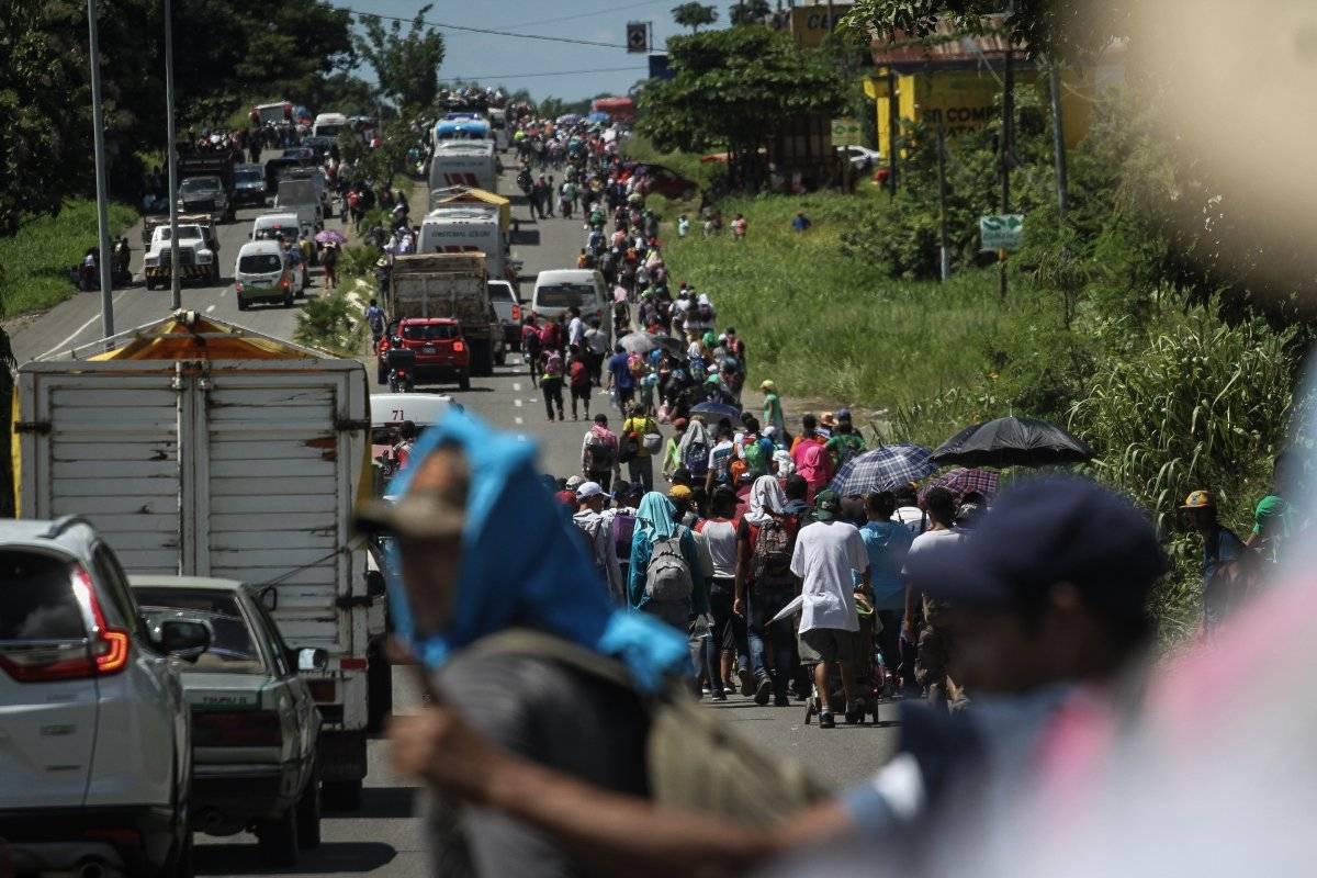 Entre ellas mil 500 son mujeres Foto: Cuartoscuro