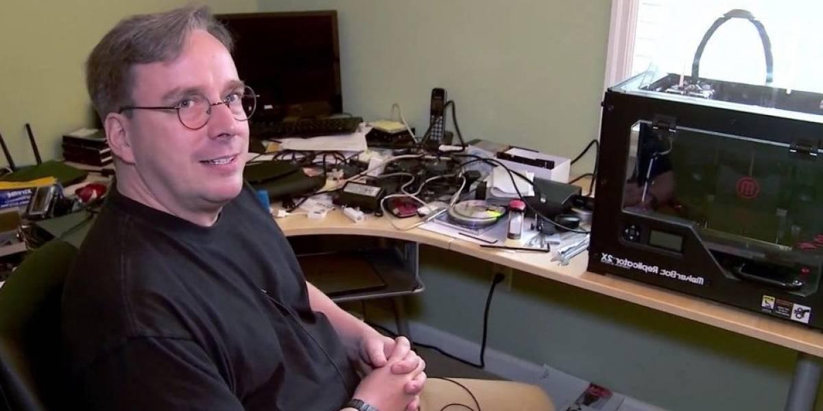 Creador de Linux está feliz que Microsoft esté interesado en ellos